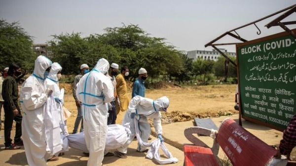 الهند تسجل 4194 وفاة إثر فيروس كورونا خلال 24 ساعة