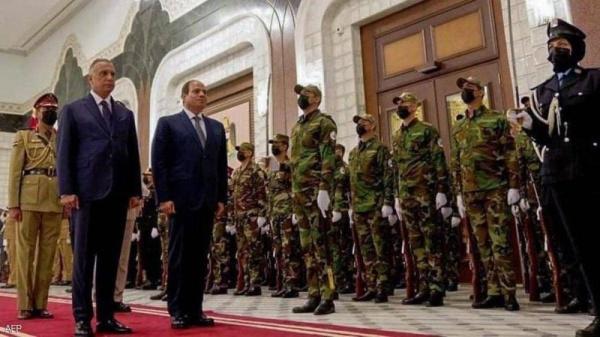 السيسي: نأمل أن تدشن قمة بغداد مرحلة جديدة من الشراكة