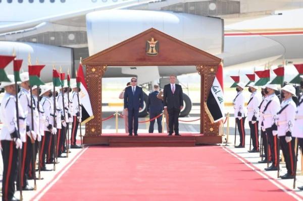 واشنطن تصف زيارة السيسي والملك عبد الله الثاني إلى العراق بـ«التاريخية»