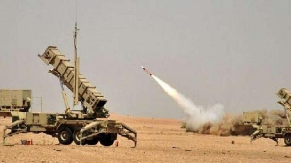 التحالف العربي يعلن اعتراض وتدمير صاروخ باليستي أطلقه الحوثيون باتجاه جازان