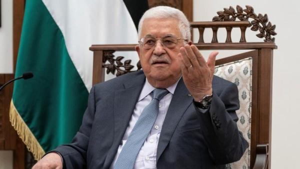 عباس: الاتصالات مستمرة مع واشنطن وهي مع حل الدولتين
