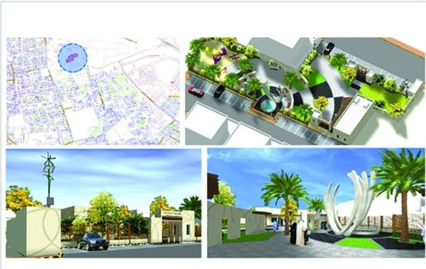 الانتهاء من إنشاء حديقة رأس ريا بقلالي الربع الأخير من العام الجاري
